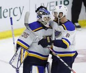 Saint Louis Blues 102418